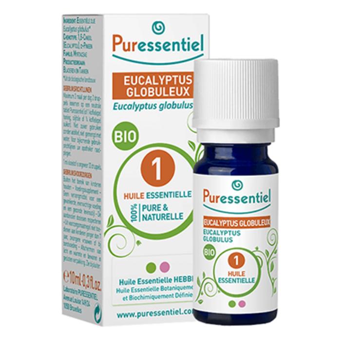 Huile essentielle eucalyptus globuleux bio Puressentiel-130698