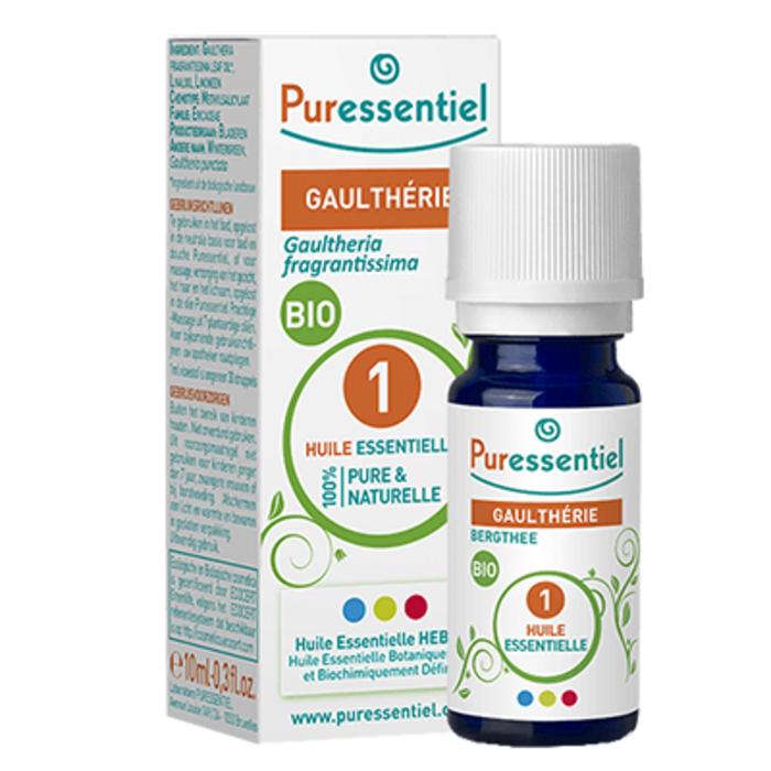 Huile essentielle gaulthérie bio Puressentiel-130700