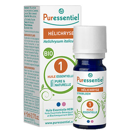 Huile essentielle helichryse bio - 5.0 ml - huiles essentielles - puressentiel -125942