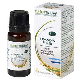 Huile essentielle lavandin super bio 10ml - naturactive -200741