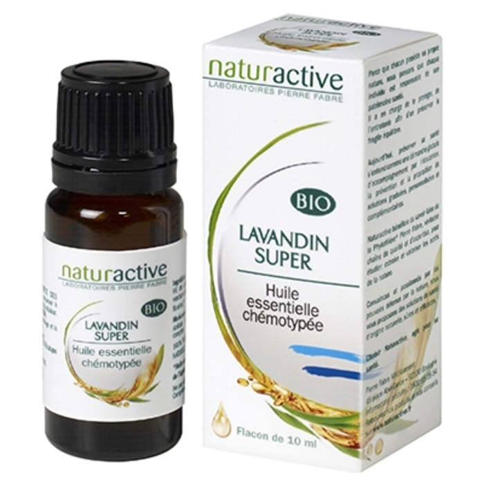 Huile essentielle lavandin super bio 10ml Naturactive-200741