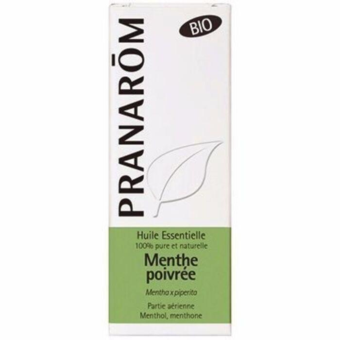 Huile essentielle menthe poivrée bio Pranarom-210665