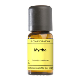 Huile essentielle myrrhe 100% pure et naturelle 5ml - le comptoir aroma -222046
