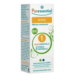 Huile essentielle myrte - 5 ml - 5.0 ml - huiles essentielles - puressentiel -130706