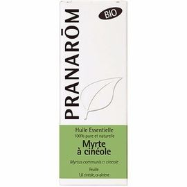 Huile essentielle myrte à cinéole bio - 5.0 ml - huiles essentielles - pranarom -12561