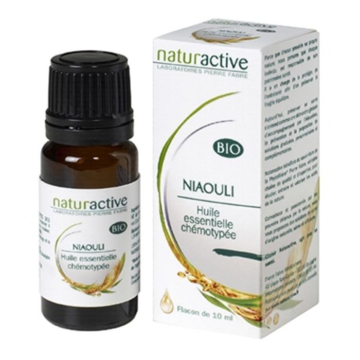Huile essentielle niaouli bio 10ml Naturactive-200736