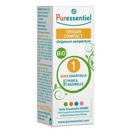 Huile essentielle origan compact - 5 ml - 5.0 ml - huiles essentielles - puressentiel -129371