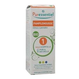 Huile essentielle pamplemousse bio - 10ml - puressentiel -204991