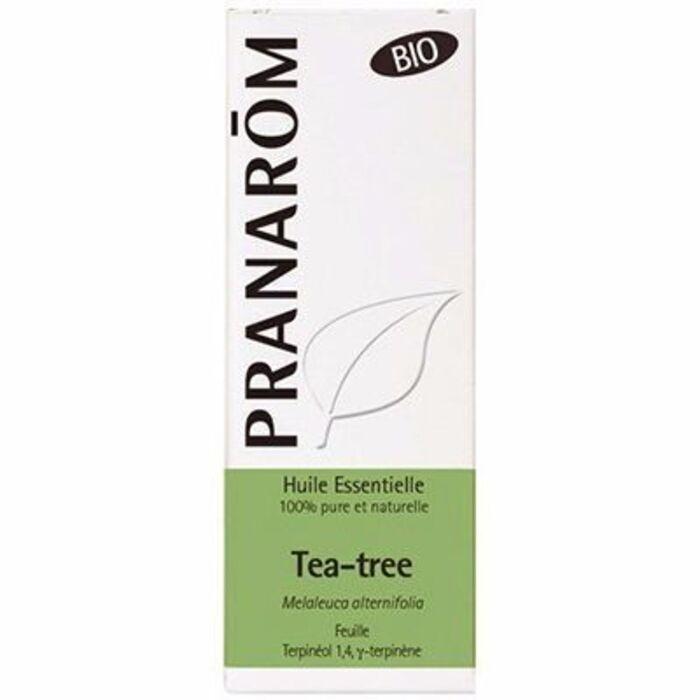 Huile essentielle tea tree bio 10ml Pranarom-189794
