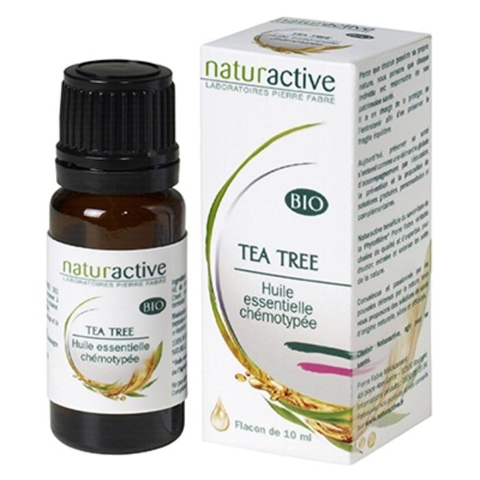 Huile essentielle tea tree bio 10ml Naturactive-200748