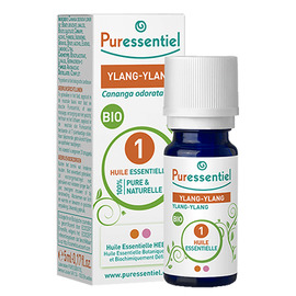 Huile essentielle ylang ylang - 5 ml - 5.0 ml - huiles essentielles - puressentiel -125957