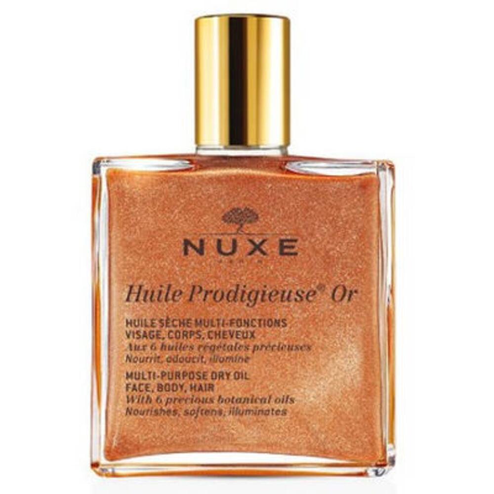 Huile prodigieuse or - 50ml - 50.0 ml - nuxe -83706