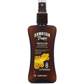 Huile sèche solaire spf8 - hawaiian tropic -195095