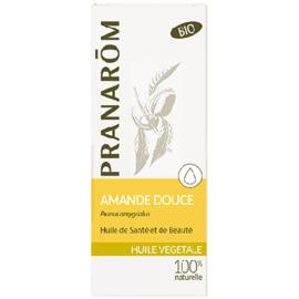Huile végétale amande douce bio 50ml - pranarom -214989