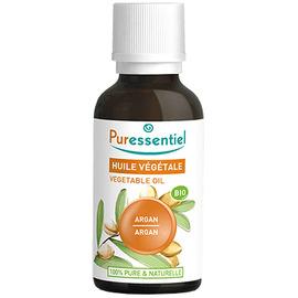 Huile végétale argan bio - 30ml - puressentiel -204985