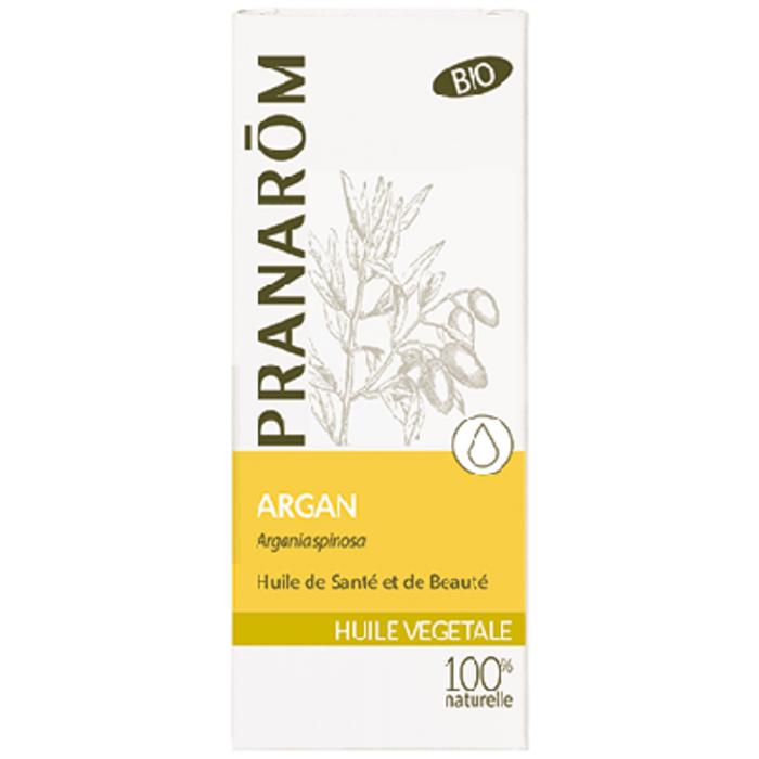 Huile végétale argan bio Pranarom-12388