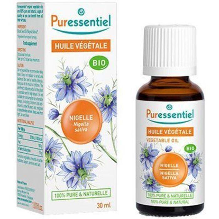 Huile végétale bio nigelle 30ml Puressentiel-225564