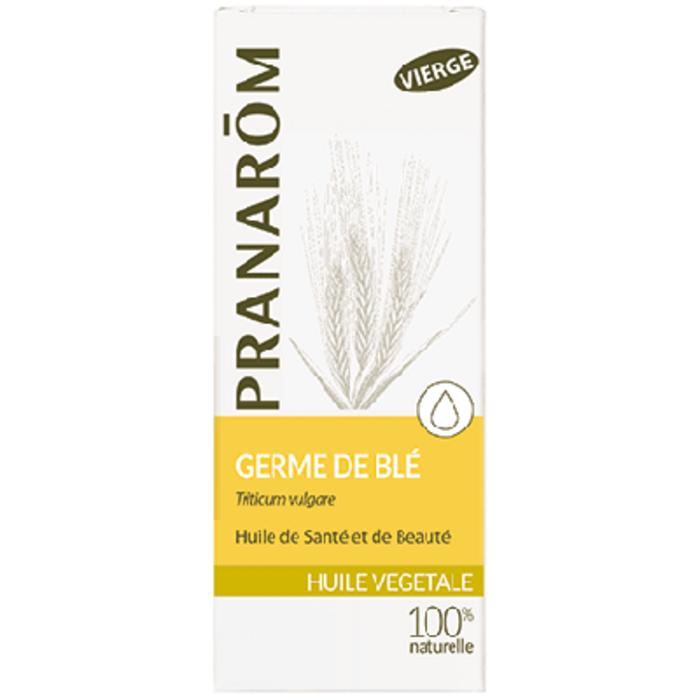 Huile végétale germe de blé bio Pranarom-12395