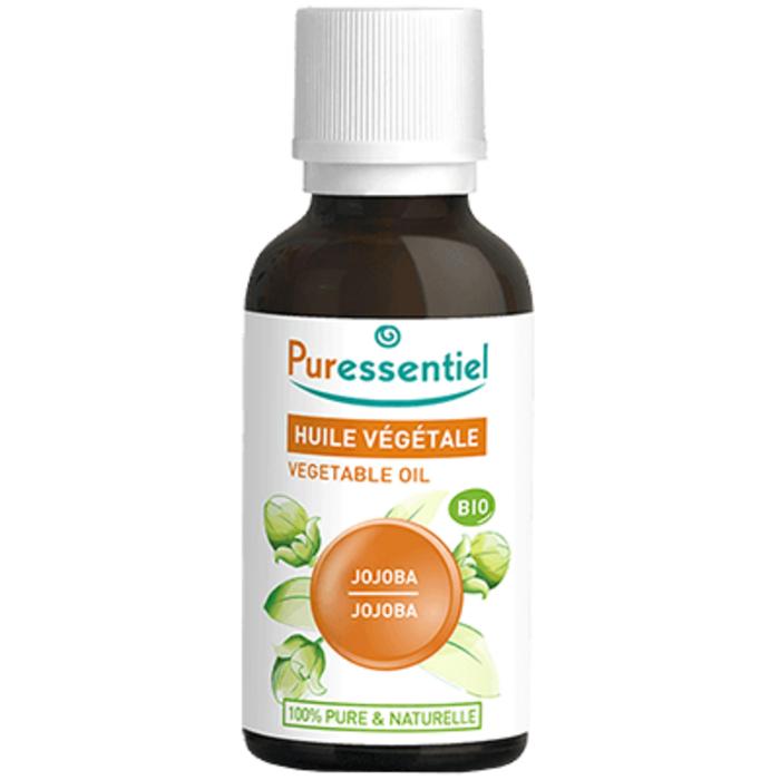 Huile végétale jojoba bio - 30ml Puressentiel-204980
