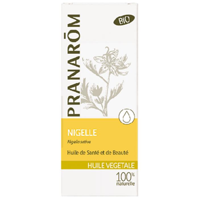 Huile végétale nigelle bio 50ml Pranarom-137618