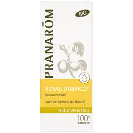 Huile végétale noyau d'abricot bio 50ml - 50.0 ml - pranarom -210653