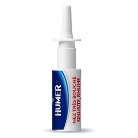 Humer nez très bouché sinusite rhume - humer -143831