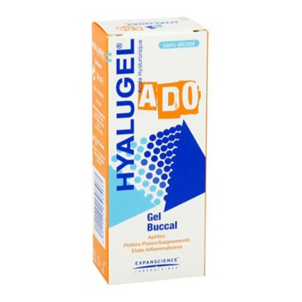 Hyalugel ado gel buccal 20ml - hyalugel -199040