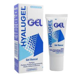 Hyalugel gel buccal 20ml - 20.0 ml - soins dentaires - hyalugel -105725