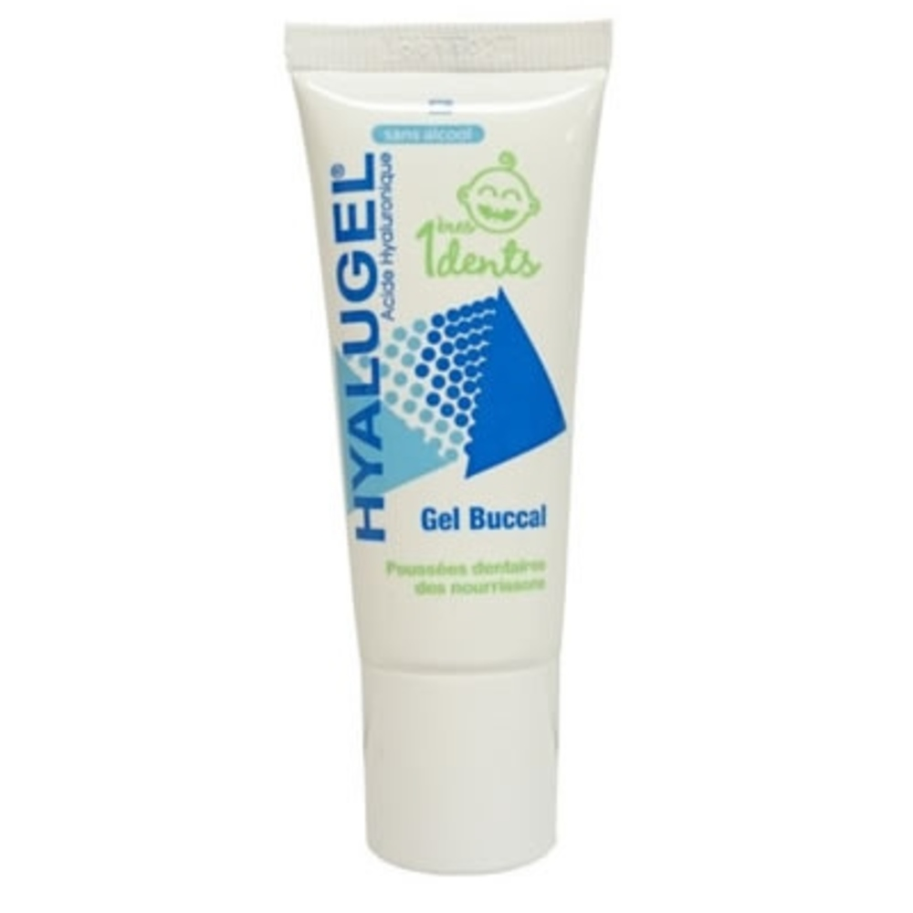 Hyalugel premières dents gel buccal 20ml - hyalugel -204628