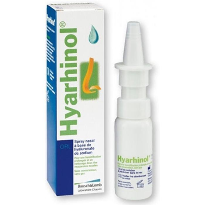 Hyarhinol spray nasal - 15ml Bausch & lomb-190972