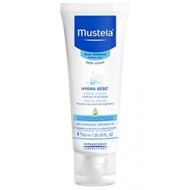 Hydra-bébé crème visage - 40.0 ml - mustela -221790