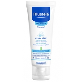 Hydra-bébé crème visage - 40ml - 40.0 ml - mustela -221790