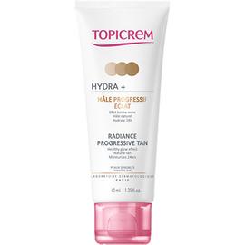 Hydra+ hâle progressif eclat 40ml - topicrem -226125