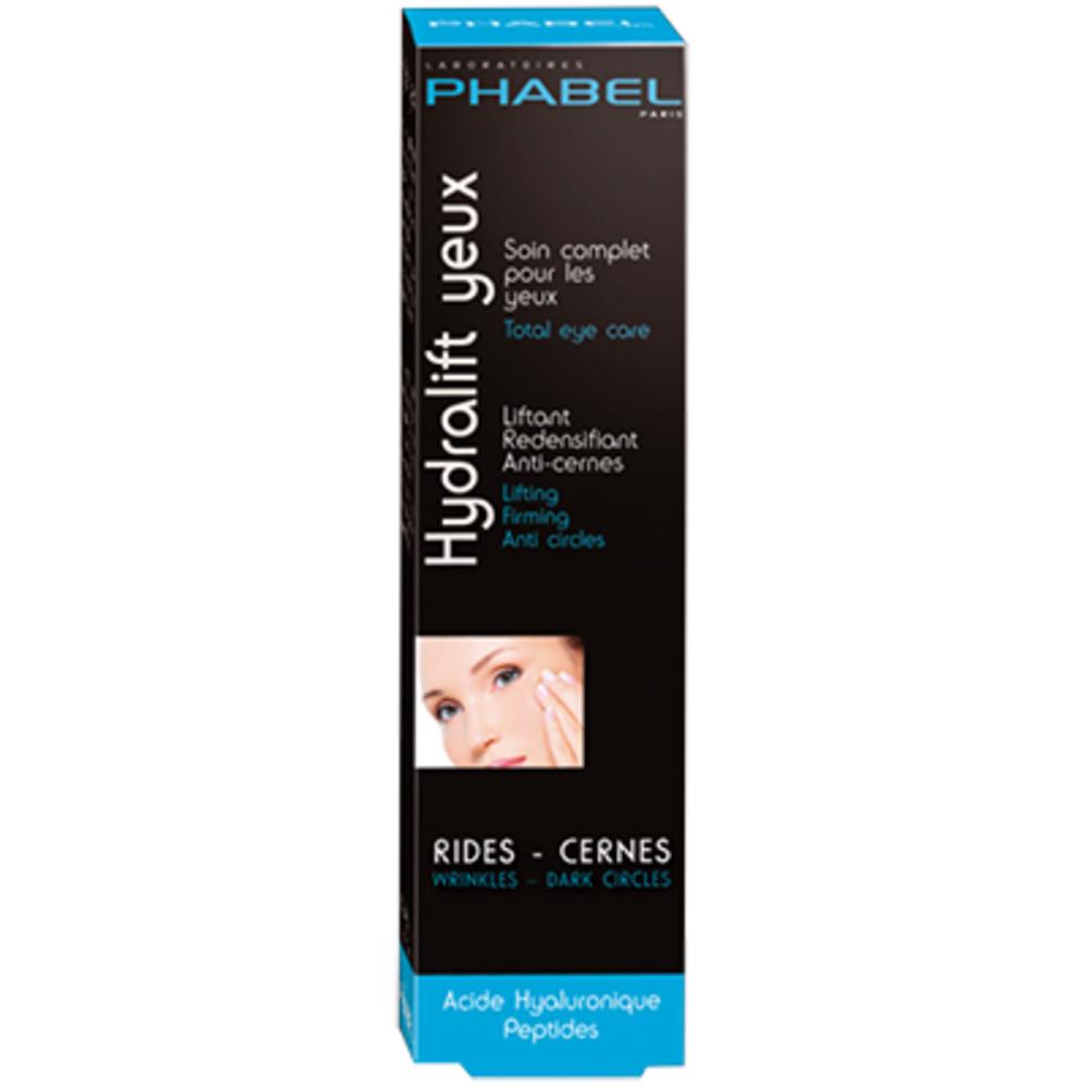Hydra lift yeux - 15.0 ml - soin du visage et du corps - phabel -4705