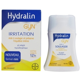 Hydralin gyn gel calmant - 100ml - hydralin -203017