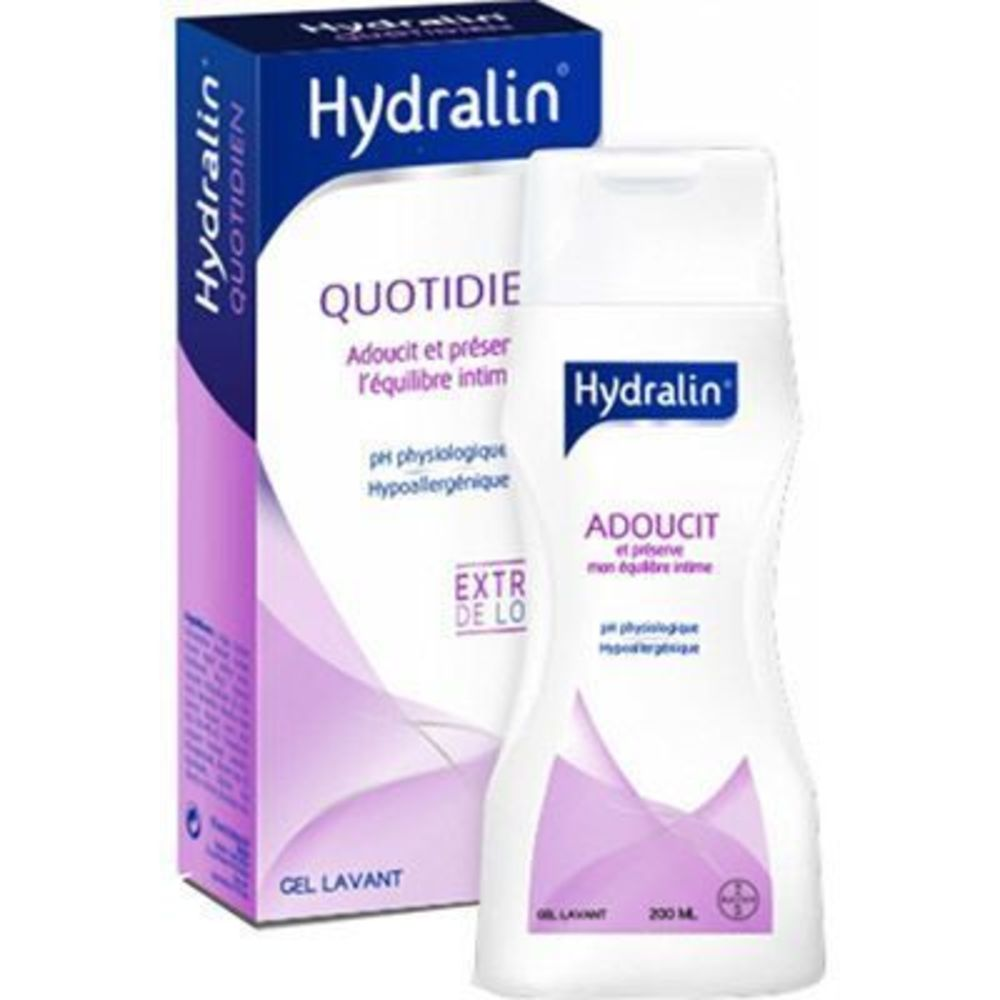 Hydralin quotidien gel lavant 200ml - 200.0 ml - hydralin -221842