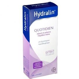 Hydralin quotidien gel lavant - 400ml - 400.0 ml - bayer -82358
