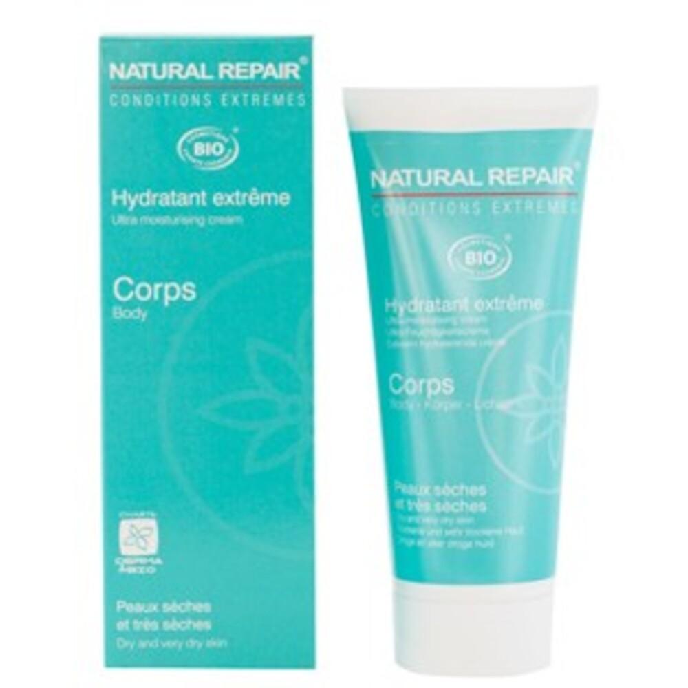 Hydratant extrême corps - 200.0 ml - natural repair - alphanova -111982