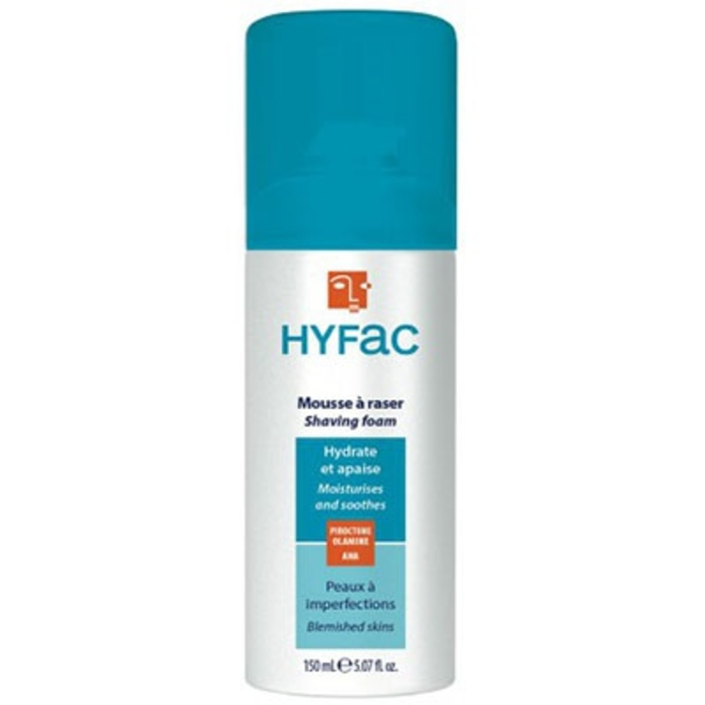 Hyfac mousse à raser - 150ml - hyfac -205274