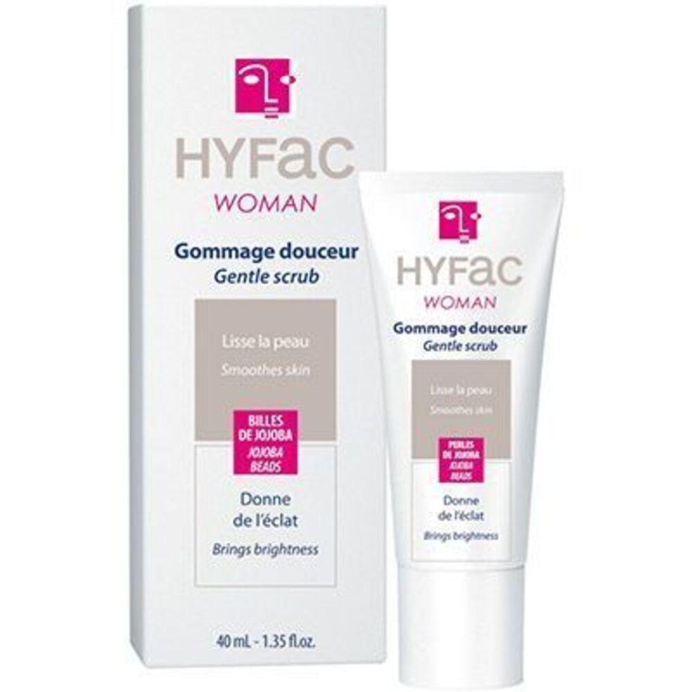 Hyfac woman gommage douceur 40ml - hyfac -220908