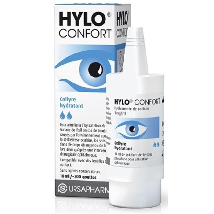 Hylo confort collyre hydratant - 10ml Ursapharm-201745
