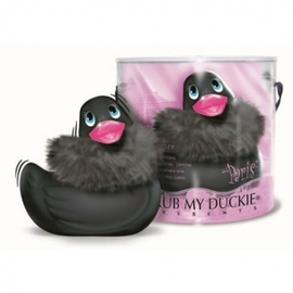 I rub my duckie canard vibrant paris noir - i rub my duckie -198371