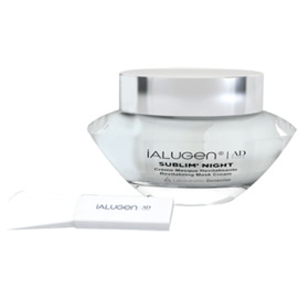Ialugen advance sublim night crème masque revitalisant 50ml - ialugen -220527