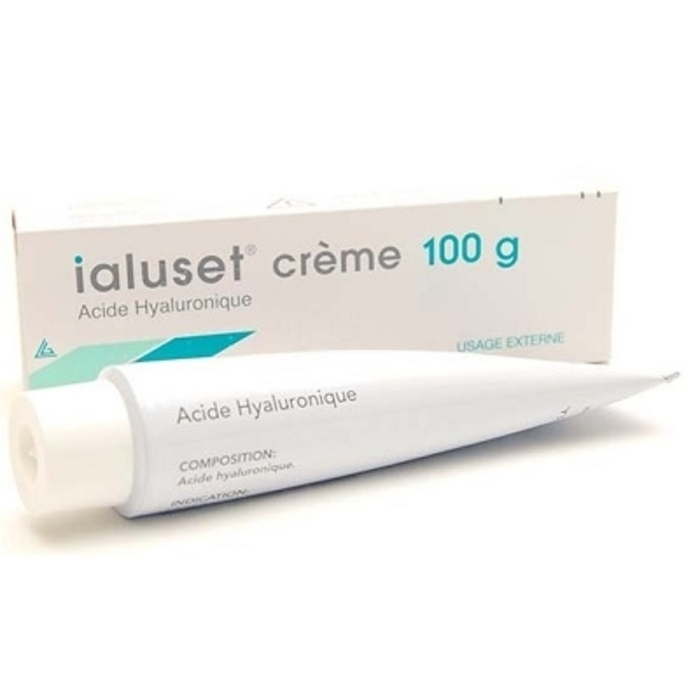 Ialuset crème - tube Genevrier-148588