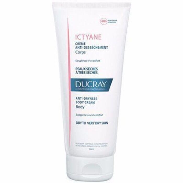 Ictyane crème anti-dessèchement corps 200ml Ducray-215203