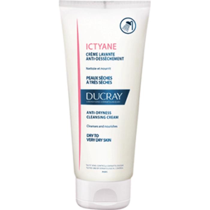 Ictyane crème lavante anti-dessèchement 200ml Ducray-215199