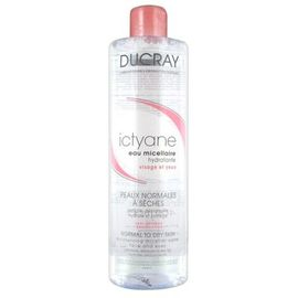 Ictyane eau micellaire - 400ml - ducray -203782