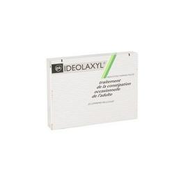 Ideolaxyl - 2 x 10 comprimés - omega pharma -206923
