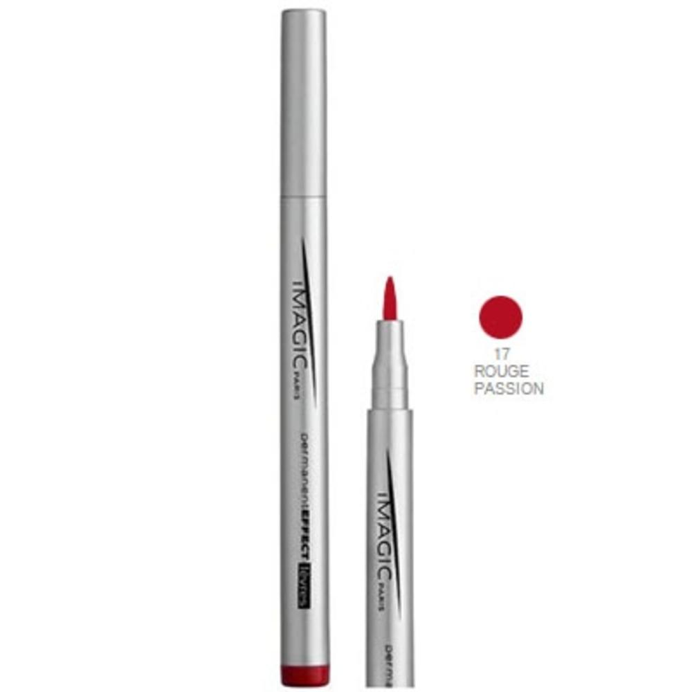 Imagic permanent effect lèvres rouge passion 17 - imagic -204105