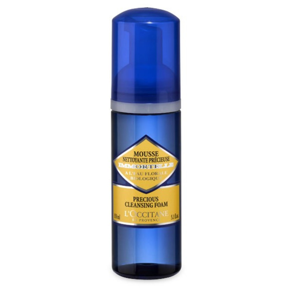 Immortelle mousse nettoyante Occitane-143903
